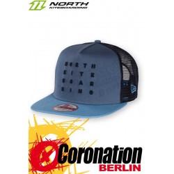 North New Era Cap 59fifty LETTER blue