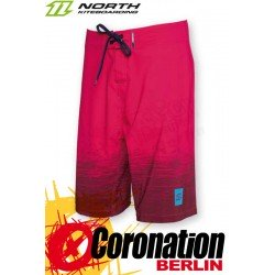 North Boardies Boardshorts North Red