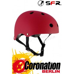 SFR Essentials Skate/BMX Helmet Red