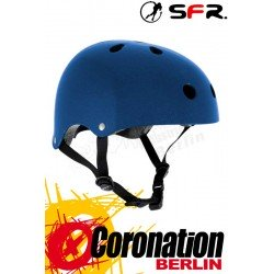 SFR Essentials Skate/BMX Helmet Metallic Blue