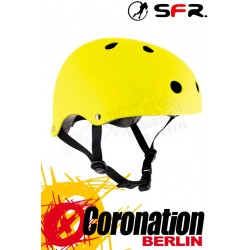 SFR Essentials Skate/BMX Helmet Yellow