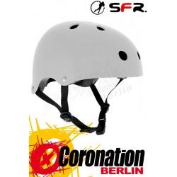SFR Essentials Skate/BMX Helmet White