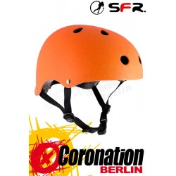 SFR Essentials Skate/BMX Helmet Orange