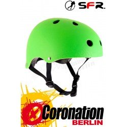 SFR Essentials Skate/BMX Helmet Green