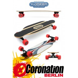 Hammond Longboard Piper 34 complete