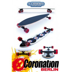 Hammond Longboard London Cruiser Pintail complete