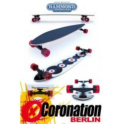 Hammond Longboard London Cruiser Pintail complete