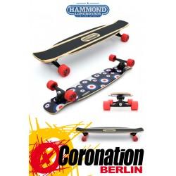 Hammond Longboard Kasbah complete