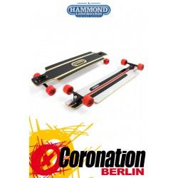 Hammond Longboard B-40 Drop Through complete