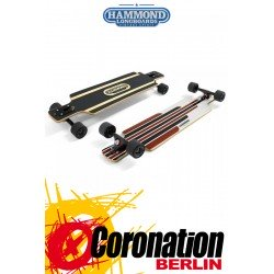 Hammond Longboard B-35 Drop Through complete