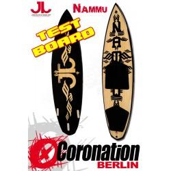 """JN Nammu TEST Waveboard 6'1"""" Komplett"""