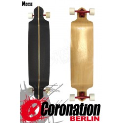 Moose Blank Longboard Natural Drop Down 41.25 x 9.75