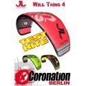 JN Kite Wild Thing 4 TEST Kite - 10m²