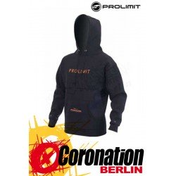 Prolimit Neopren Hoodie Loosefit Black/Orange