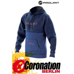 Prolimit Neopren Hoodie Loosefit Blue/Red