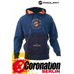 Prolimit Neopren Hoodie Loosefit Blue/Orange