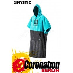 Mystic Poncho Regular - Black