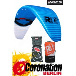 Ozone R1 V2 Race Kite mit Race Bar complete