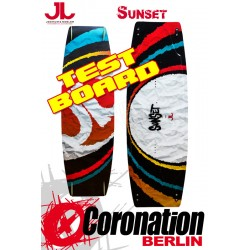JN Sunset TEST Kiteboard - 142cm