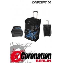 Concept-X Travelbag Divebag Pro XL mit Rollen