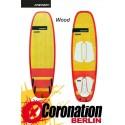 RRD Spark 2017 Wood Freestyle Hybrid Kitesurfboard