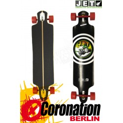Jet Longboard Drop Through Portal Warthogs 41,5""