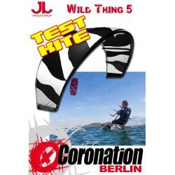 JN Kite Wild Thing 5 TEST Kite - 14m²