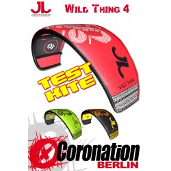 JN Kite Wild Thing 4 TEST Kite - 10m²