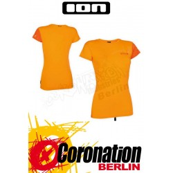 ION Rashguard Women SS orange