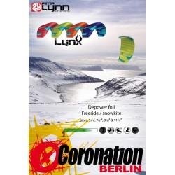 Peter Lynn LYNX III Depower Snow & Land Softkite 11m²
