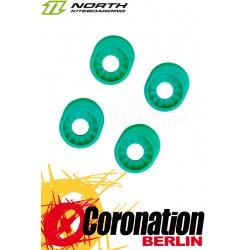 North Bindung - Entity washers 4pcs green