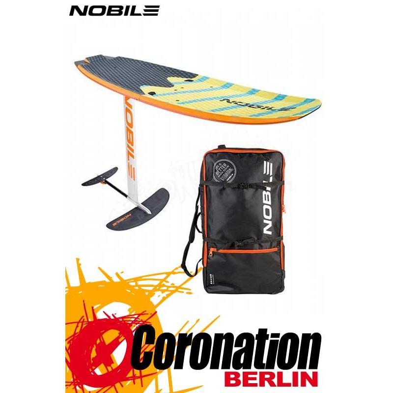 Nobile Infinity Foil Splitboard Freeride Package 2017