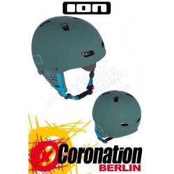 ION Helm Hardcap 3.0 comfort hedge green