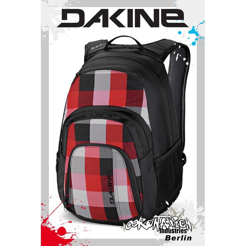 Dakine Rucksack Campus SM Freizeit Schul & Street Pack Black