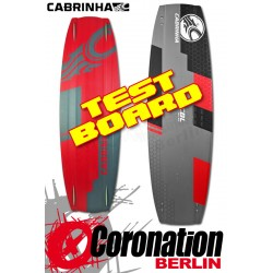 Cabrinha CBL 2015 TEST Kiteboard 140cm complete with H2