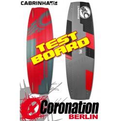 Cabrinha CBL 2015 TEST Kiteboard 140cm Komplett mit H2