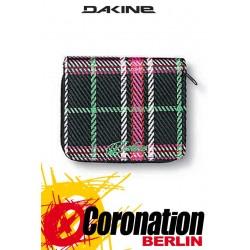 Dakine SOHO Wallet Geldbeutel Portemonnaie Pink Plaid Geldbörse