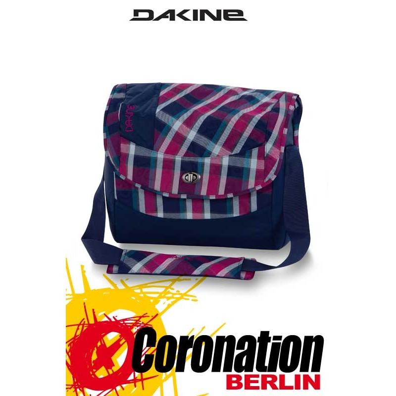 c47b30646cb6e Dakine Brooke Messenger Bag Laptop Schultertasche Girls Vivienna Plaid  Schulbedarf