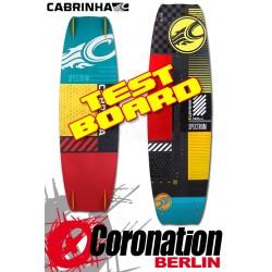Cabrinha Spectrum 2015 TEST Kiteboard 144cm complète