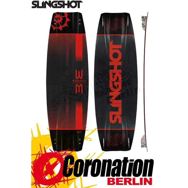 Slingshot Widow Maker 2016 Kiteboard