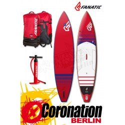 Fanatic Ray Air Premium Inflatable SUP 2016