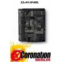 Dakine Vert Rail Brieftasche Portemonnaie Blackbox Wallet
