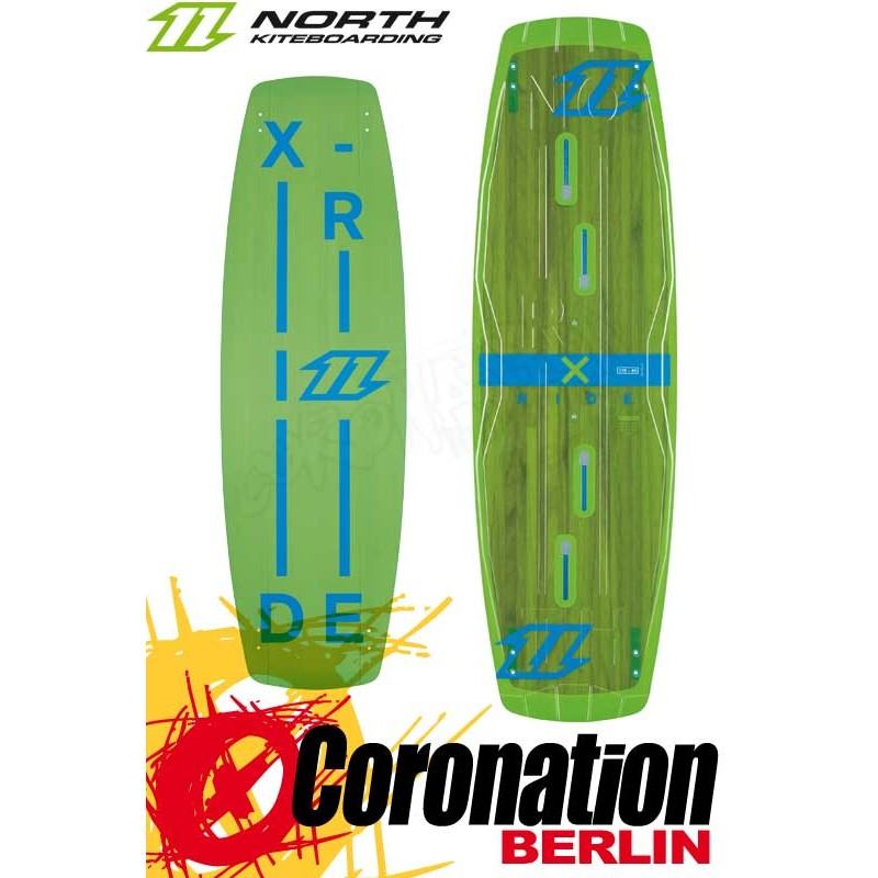 North X-Ride 2016 Kiteboard 132cm
