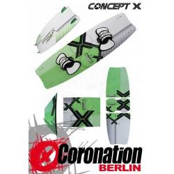 Concept X Split Kiteboard Ruler Pro Splitboard 140cm