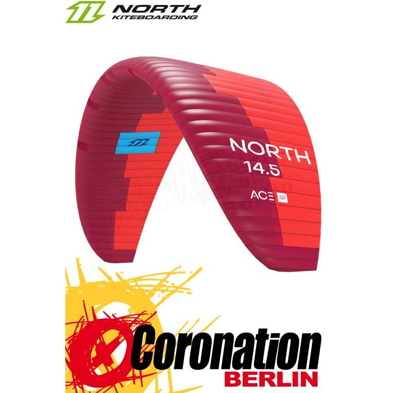 North Ace 2017 Freeride & Foil Depower Softkite