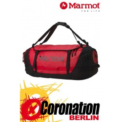 Marmot Long Hauler Duffle Bag Large Team Red Touren, Trekking & Freizeit Rucksack