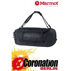 Marmot Long Hauler Duffle Bag Large Black Touren, Trekking & Freizeit Rucksack