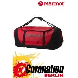 Marmot Long Hauler Duffle Bag XL Touren, Trekking & Freizeit Rucksack Team Red
