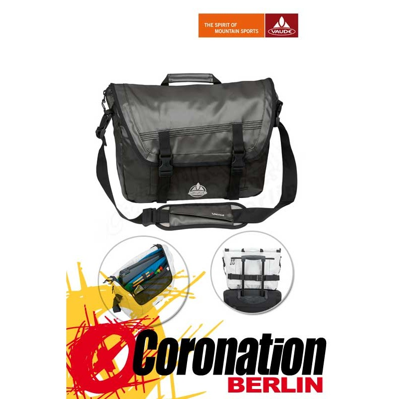 Vaude Luke M Umhängetasche Laptop-Tasche Shoulder Bag White