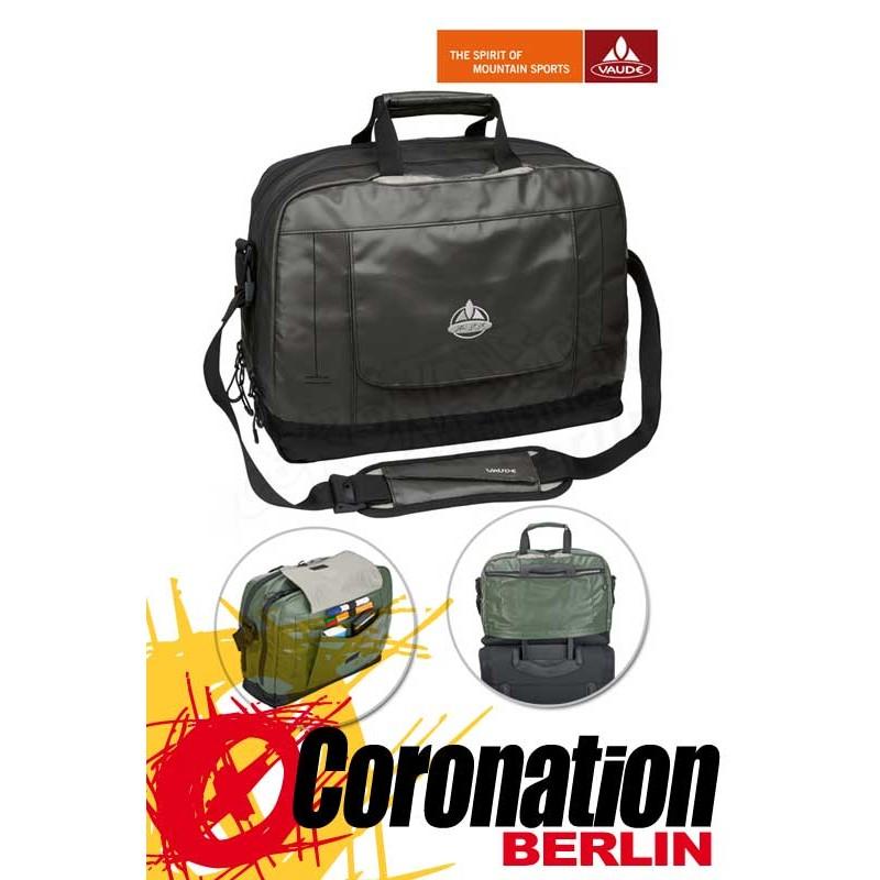 Vaude Lenz Reisetasche Freizeit Laptop Shoulder Bag Black